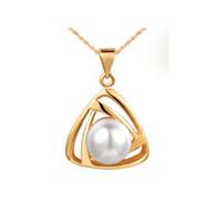 Vintage Silber Perle Anhänger Halsketten Pullover Kette Luxus Stud Perle Ring Ohrringe Hochzeit Kleid Zubehör getragen Schmuck-Sets