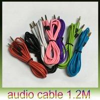Car Audio Anschluss Kabel Lead Gute Qualität Colordul Aux Kabel 3,5 mm Hilfs Audio Kabel allgemeinen Gebrauch für Samsung iPhone MP3