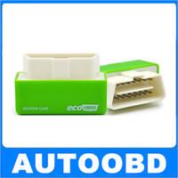 EcoOBD2 Benzin Araba Chip Tuning Kutusu Fiş ve Sürücü OBD2 Chip Tuning Kutusu Düşük Yakıt ve Düşük Emisyon NitroOBD2 Chip Tuning Kutusu