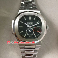 40MM fashions high quality automatic men watch black dial st...