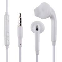 Voor Galaxy S6 Plus Oortelefoon In-Ear Stereo 3.5mm met Mic en Remote voor Samsung Galaxy S6 S6 Edge S7 S7 Edge Universal