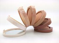 Gros- maquillage minéral naturel Pressé kit poudre 5 Couleurs / lot Maquillage visage Fond de teint poudre cosmétique poudre Palette à face