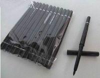 2016 HOT 12 pz / lotto SPEDIZIONE GRATUITA marca Trucco Rotary Retrattile Nero / marrone Eyeliner Pen Pencil Eye Liner