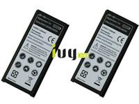 2X 2500MAH EB-BG850BBE البطارية لسامسونج غالاكسي ألفا G850 G8508 G8508S G8508S G8509v G850F بطاريات G850T بطارية البطارية Batteri