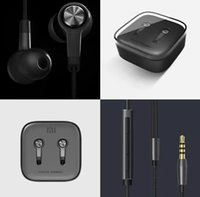 High Quality Xiaomi Piston 3 Earphones 3. 5mm Miband Stereo c...