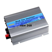 Solar Inverter 600W Grid tie inverter, DC22V- 60V to AC120V(90...