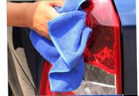 고품질 마이크로 화이버 타월 자동차 청소 세척 깨끗한 천으로 30x30cm 수건 마이크로 화이버 케어 케어 핸드 타월