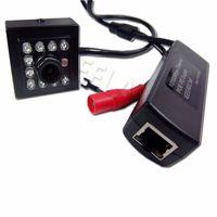 1080P أصغر كاميرا للرؤية الليلية 2.0 ميجابكسل مصغرة للرؤية الليلية شبكة Onvif 940nm IR IP POE كاميرا مصغرة IP مع شبكة IP لاسلكية