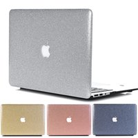 Shine Glitter Hard Laptop Case Cover For Macbook Air Pro Ret...