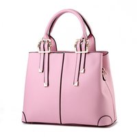 High quality women leather handbag Brand party evening Cross...