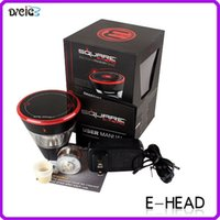 Square e head ehead e hose mini shisha Square Cartridge Refi...