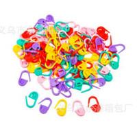10000 stks plastic breien weefsel breien haak verbazingwekkende sluitsteek naald clip markers