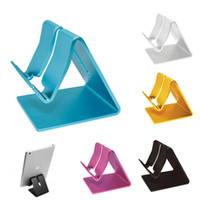 Universal Aluminum Metal Phone Holder Tablet Desk Stand Hold...