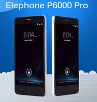ELephone P6000 Pro Octa Core 4G-LTE Unlcoked Smartphone