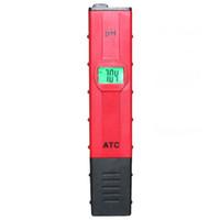 درجة الحموضة متر الدقة 0.01 درجة الحموضة قيمة الرقم الهيدروجيني تستر مع تعويض درجة الحرارة
