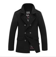 Wholesale British Wool Coats Mens - Buy Cheap British Wool Coats ...
