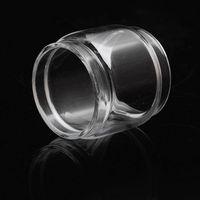 Tubo de vidro convexo de bulbo prolongado Bubble Bubble de vidro para espécies de smok Mag Grip R-Kiss G-Priv Baby Luxe Edition X-Priv Kit Kit Tanque