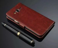 Çanta Sıcak Samsung J7 Durumda Cüzdan Standı Renkli Kapak Için Orijinal Sevimli Çevirme Lüks Deri Kılıf Samsung Galaxy J7 J700 J700F