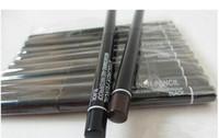 Бесплатная доставка горячее хорошее качество самые низкие бестселлеры хорошая распродажа новый макияж автоматический вращающийся и телескопический водонепроницаемый подводка для глаз черный и лоб