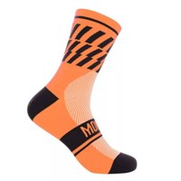 2017 High- Quality Six- Color Nylon Cycling Socks Men Basketba...