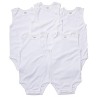 Baby Rompers Suit Onesies Sleeveless leotard climbing clothe...