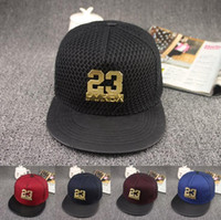 2017 Fashion New Design Gorras Marca Snapback Cappello Uomo Donna Cappelli Adulti Hip Hop Cap 23 Berretti Da Baseball Casquette Gorras Bone Hot