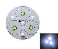 Series 3 Cree XM-L XML / XM-L2 XML2 White 6500k 30W With 50MM PCB Board 9-11V 2-3A Led Light