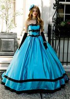 Strapless Satin Quinceanera Dresses Sweet 16 Dresses Ball Go...