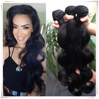 Free Shipping Peruvian Virgin Human Hair Weave 3 Bundles Gra...