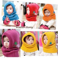Hot Winter Beanie Baby Kids Boy Girl Warm Beanie Neckerchief...