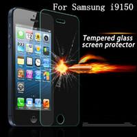 Para Samsung i9150 i9152 i9158 P709 Mega 5.8 Película protectora de pantalla de vidrio templado para 9060 9063 i879E Grand Neo