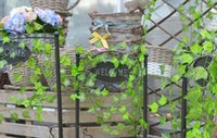 New Home Decor Artificial Ivy Leaf Garland Plants Vine Fake ...