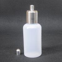 30 ML BF bottiglia Conveniente modo di rifornimento di carburante per Squonk Box Mod BF bottiglie di alta qualità PE + materiale SS Fit E Sigaretta DHL LIBERA
