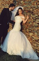 vestido de noiva cathedral train wedding dress sweetheart ca...