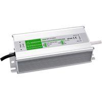 15 W 20 W 30 W 60 W À Prova D 'Água Ao Ar Livre LED Driver de Alimentação 100-240 V AC para 12 V 24 V DC Transformador IP67 para o Módulo LED e Tira