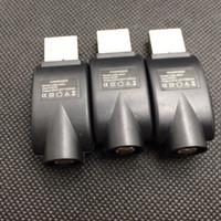 Беспроводное зарядное устройство USB eGo Зарядное устройство для электронных сигарет с черным зарядным USB-адаптером для всех батарей ego 510 с резьбой e cig ecig e-cig