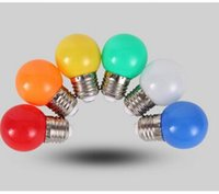 3W E27 LED ball Bulb Effect DJ globe Lamp Light bubble Bulb ...