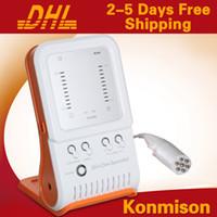 휴대용 홈 사용 무선 주파수 얼굴 기계 RF 아름다움 장비 주름 제거 피부 젊 어 짐 DHL 무료 배송
