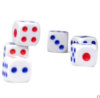 Jogo de dados Resina Poliédrica TRPG Jogos Dungeons Dragons Opaco Multi Lados Dados Pop para Jogo de Jogos de Sorte Dados