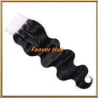 Unprocessed Malaysian virgin hair three part free part middl...