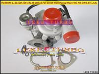 Commercio all'ingrosso TF035HM TF035 1118100-E06 49135-06710 1118100 E06 49135 06710 Turbocompressore Turbo per pickup Great Wall Hover H3 H5 GW2.8TC 2.8L