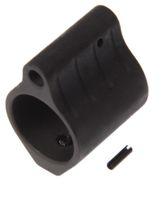 """Táctico 1 pulgada de longitud Acero AR 0,75 """"Montura de barril de bloque de gas micro de perfil bajo"""