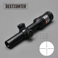 BUSHNELL 1- 4x 24mm AR Optics Rifle Scope Drop Zone- 223 Retic...