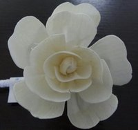 Wholesale New Design and High Quality Sola Wooden Flower of ...