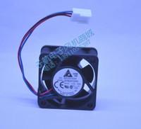 Hurtownie: Oryginalny 40 * 40 * 20 12 V Delta EFB0412HD 0.12A Trzy przełącznik linii z wentylatorem prędkości