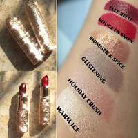 hotest Chili 17 Snowball Rouge en Snow Lipstick 6 Colors Mak...