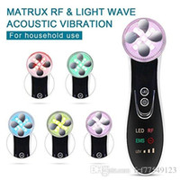 Tamax rechargeable Face Massager led Light Skin Care Tool RF...