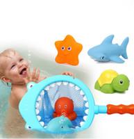 حار بيع حمام الطفل دش لعب مجموعات من المياه الإبداعية الزرافة حمام الأطفال حمام اللعب