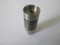 Universal Domeless Titan Nagel passt zu 14mm18mm, GR2 reinem Titan Nagel für Wasserrohr Glas Bong Rauchen