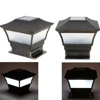 Wholesale Solar Fence Post Cap Lights Buy Cheap Solar Fence Post